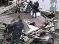 Опубликовано видео момента обрушения многоэтажки в Стамбуле