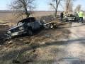 Под Киевом сожгли авто Укрпочты: украли пенсии