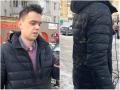 В Киеве неизвестные напали на провластного блогера
