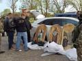 Правоохранители задержали банду церковных воров
