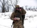 Штаб АТО: Сепаратисты укрепляют боевые позиции