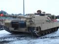 В Польшу прибыли американские танки и техника