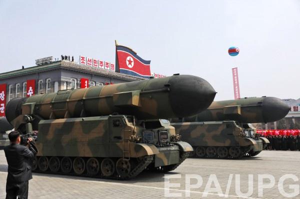 """Северная Корея давно """"охотится"""" в СНГ за ракетными технологиями"""