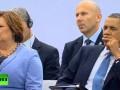 Обама уснул под речь президента Польши