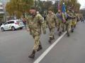 72 бригада вернулась домой из АТО впервые с начала войны