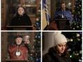 Украинцы записали новогоднее видеообращение к президенту