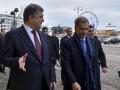 Порошенко обсудил смену власти в США с президентом Финляндии