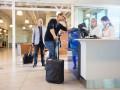 Два украинских аэропорта перейдут на