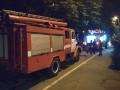 В Киеве горела многоэтажка: спасли женщину