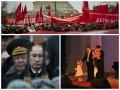 Сталин и Кобзон. Как в Москве и в Донецке отпраздновали 23 февраля