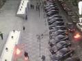 Россиянин бросал коктейли Молотова возле Совфеда и поджег себя
