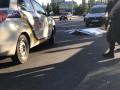 В Вышгороде в ДТП погиб мотоциклист
