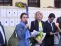 В Праге почтили память Небесной сотни