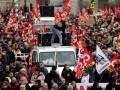 Во Франции образовались 300-километровые пробки из-за забастовки