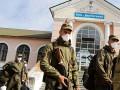 В Киев вернулась бригада Нацгвардии после восьми месяцев на фронте