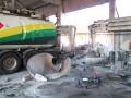 В ремонтном центре в Кременчуге произошел взрыв