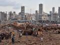 Ущерб от взрыва в Бейруте оценили в $15 млрд