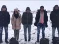 На границе с Россией задержали группу из десяти человек