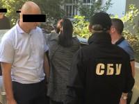 В Одессе СБУ задержала высокопоставленного таможенника - СМИ