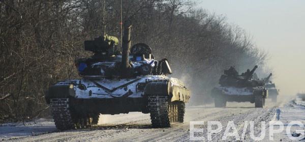 В Новоазовском районе идут бои, сообщают российские СМИ