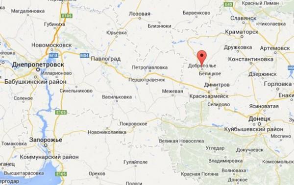 Села Донбасса не будут присоединяться к Днепропетровской области.