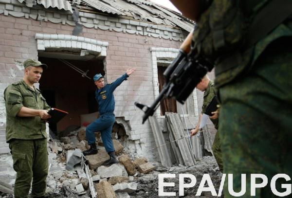 Русские военные под действием наркотиков осбстреляли свои позиции,— агентура