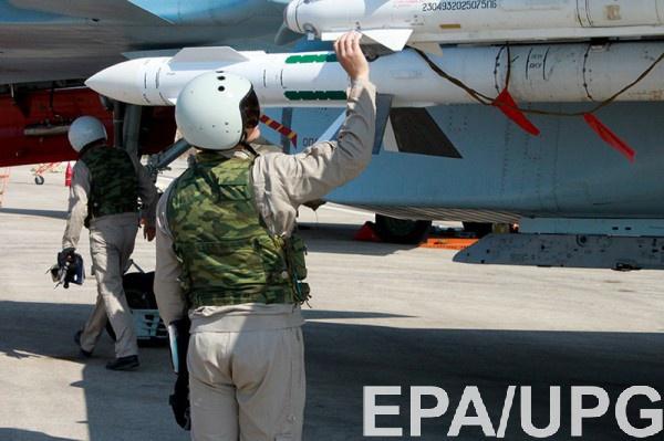 Россия будет развивать авиабазу в Сирии