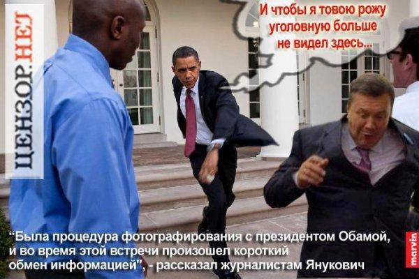 Янукович полетел в сша чтобы