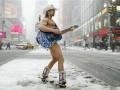 Знаменитый Голый Ковбой из Нью-Йорка превратил свое выступление в прибыльную франшизу