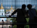 Корреспондент: Русские пришли. Российские туристы на майские праздники рванули в Украину