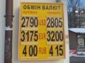 Гривна немножко подешевела: Курс валют на 18 января
