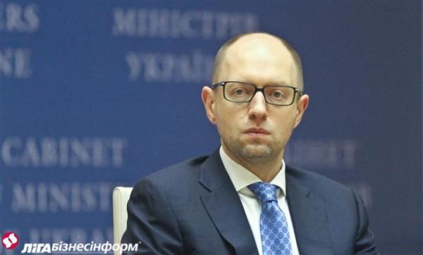 Яценюк не исключает увеличения соцнормы потребления газа