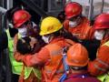 В Китае при обвале погибли десять шахтеров