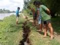На Филиппинах произошло новое землетрясение