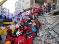 Землетрясение в Турции: Из-под завалов спасли пятилетнего мальчика
