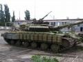 «Из России с любовью». Минобороны показало захваченный танк (фото)