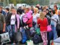 В России подсчитали траты на украинских беженцев
