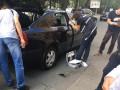 В центре Киева у водителя Skoda отобрали 2,4 млн гривен