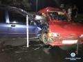 Смертельное ДТП в Запорожье: двое погибших, пять раненых