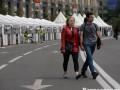 Сегодня в Киеве открылся Европейский городок