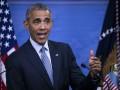 Обама на вечеринке собрал около $600 тысяч на кампанию Клинтон
