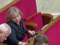 Жену Луценко уличили в кнопкодавстве