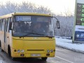 В Тернополе маршрутки частных перевозчиков не вышли на маршруты
