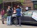В посольстве Дании удерживают мальчика из Запорожья