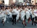 В Таиланде состоялся забег невест
