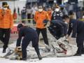 Авиакатастрофа в Индонезии: обнаружены останки тел