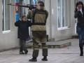 Житель Новоазовска боевику: ДНР на народную республику не тянет