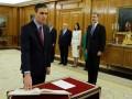 Санчес принес присягу на пост главы правительства Испании