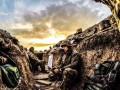 В Широкино взорван Камаз с боеприпасами и пехотой оккупантов - Семенченко