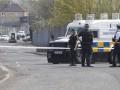 В Северной Ирландии обнаружили бомбу под машиной полиции